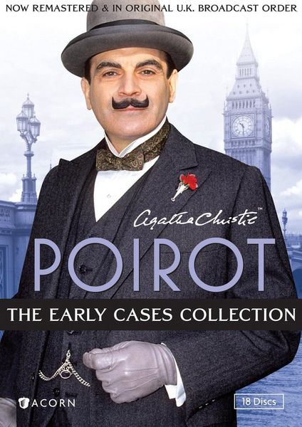 Пуаро Агаты Кристи / Agatha Christie's Poirot [13х01-04 из 05] (2013) HDTVRip | P