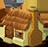 избушка с печкой для ВЕДьМы с котелком  (от Солиса)