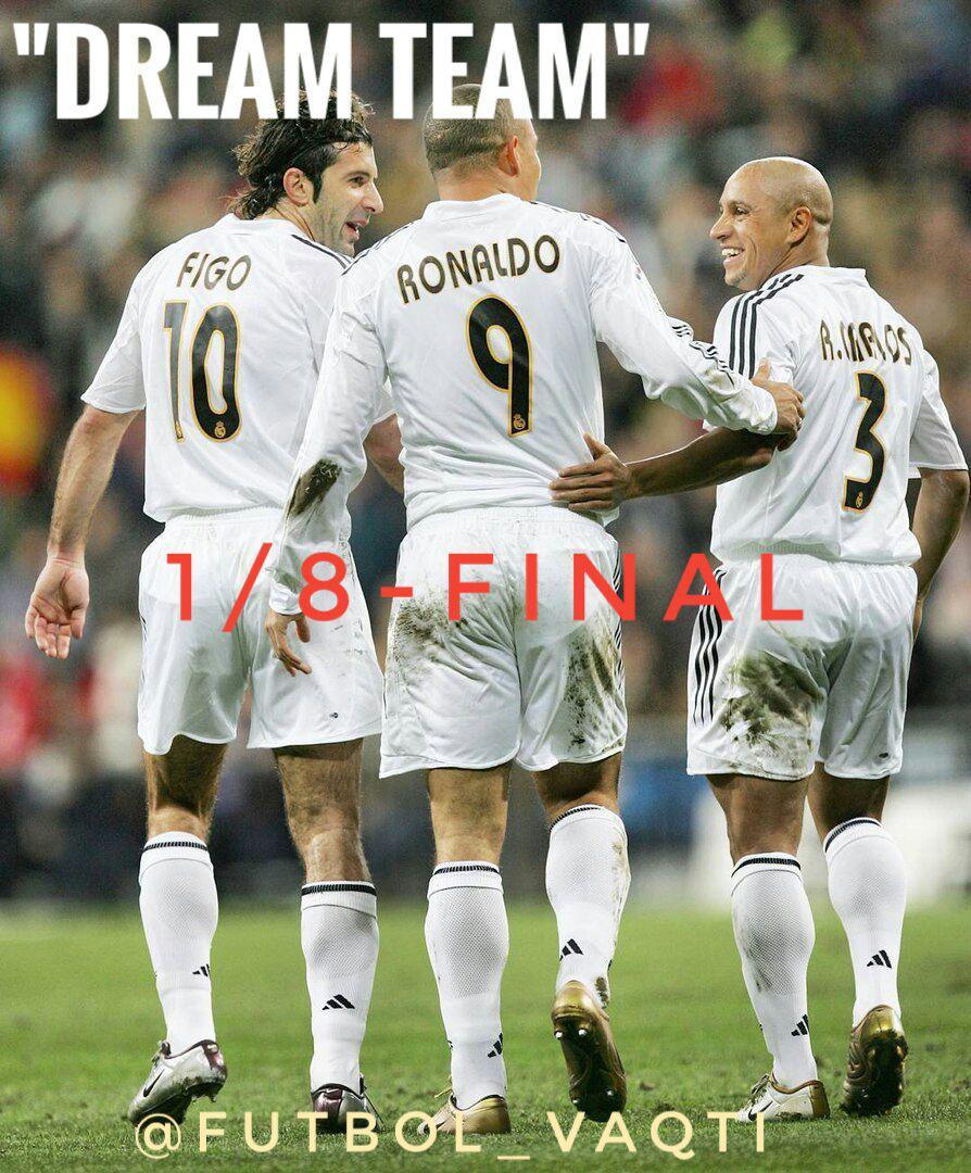 """DREAM TEAM"": 1/8-Final, javob uchrashuvlariga START!"