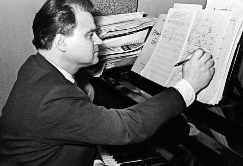 29 сентября – концерт посвященный 100-ю Тихона Хренникова.