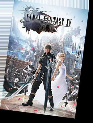 Final Fantasy XV: new edge представляет: ветер перемен!