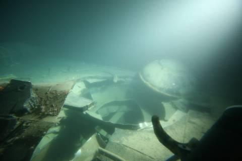 Проект 685 «Плавник» - опытная глубоководная торпедная атомная подводная лодка 4mbt8