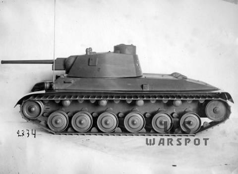 Т-43 - средний танк (1942 г.), опытный A347D