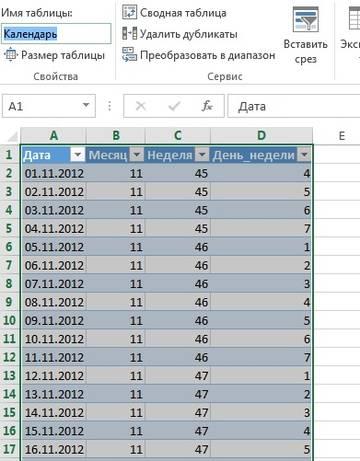Как связать несколько таблиц в одну свобную таблицу