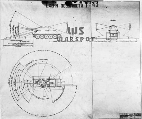 Т-43 - средний танк (1942 г.), опытный LEoMw