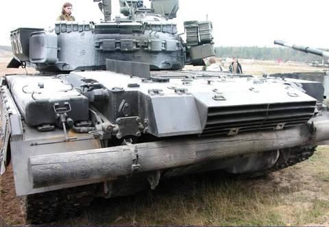 Т-80УД («Объект 478Б») - основной боевой танк NV95l