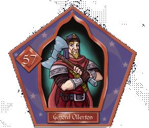 #56 Гиффорд Оллертон