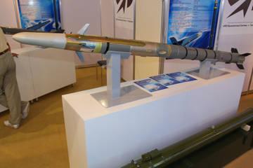 """9А4172К """"Вихрь-1"""" - авиационная управляемая ракета Casfg"""