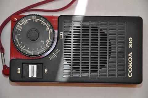 Радиоприёмник ''Сокол-310''