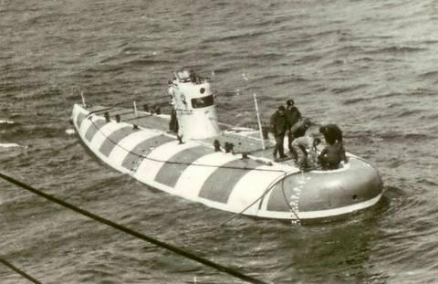 Проект 1906 «Поиск-6» - глубоководный аппарат батискаф (батискаф) E9LEn