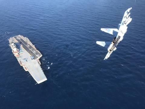 Проект 1143.5/1143.6 - тяжелый авианесущий крейсер Eg1do