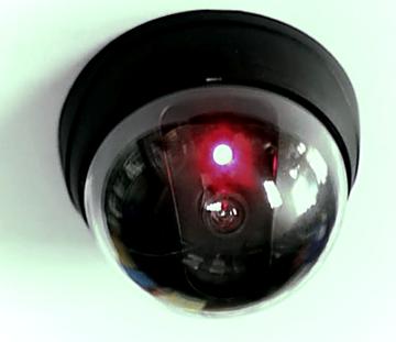TinyDeal: Муляж камеры видеонаблюдения