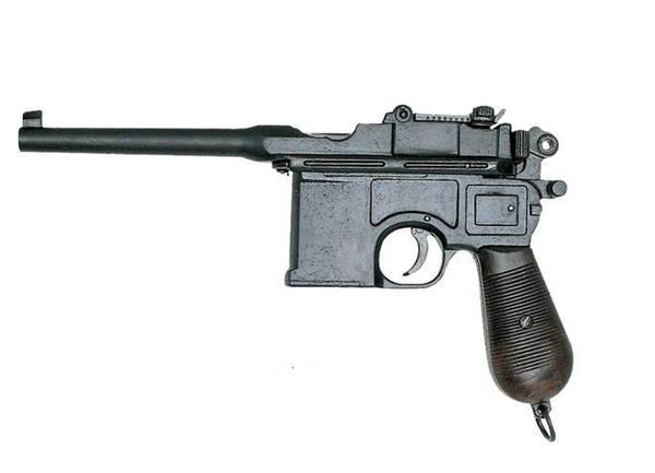 Пистолет служебный ПСТ «Капрал» // Служебное