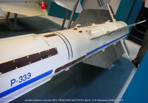 Р-33 - управляемая ракета большой дальности M9Fij