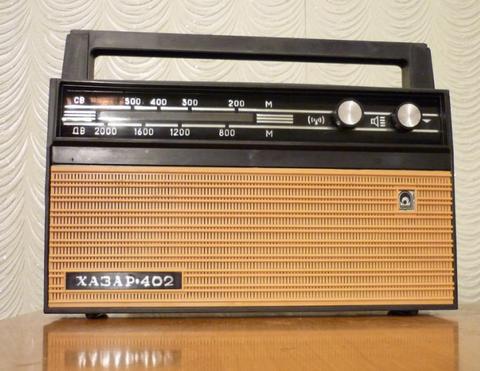 переносной радиоприёмник