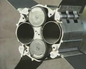 """9А4172К """"Вихрь-1"""" - авиационная управляемая ракета P0MUc"""