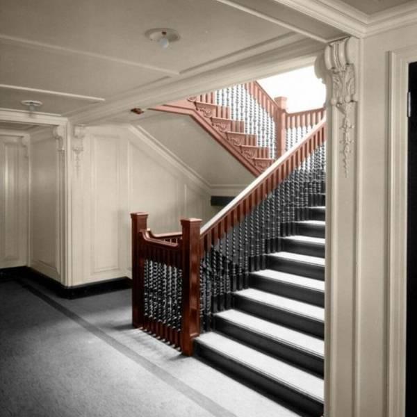 Кормовая лестница