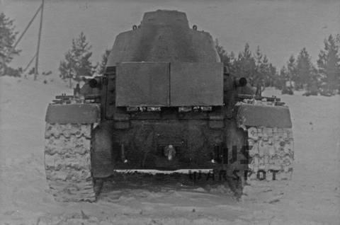 Т-43 - средний танк (1942 г.), опытный WjVLJ
