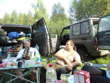 Котово дедово белогостицы 19-21 августа 2016