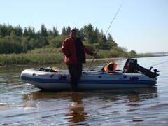 Продается лодка ПВХ Кайман N-330
